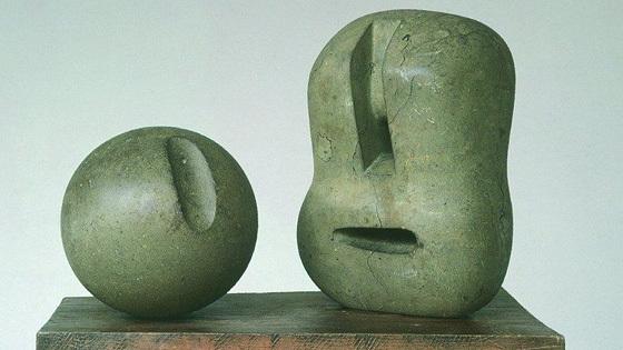 Генри Мур и классический канон современной скульптуры