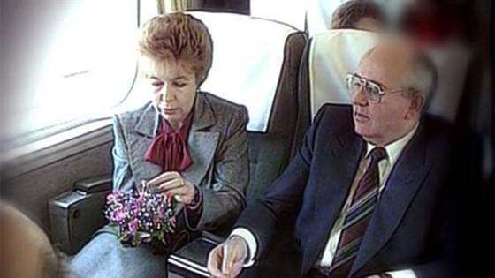 Любовь и власть Раисы Горбачевой