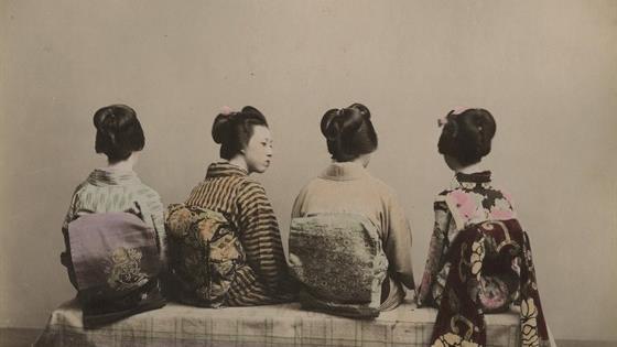 Ассоциации. Хайку&хокку и японская фотография 1880-х из коллекции МАММ