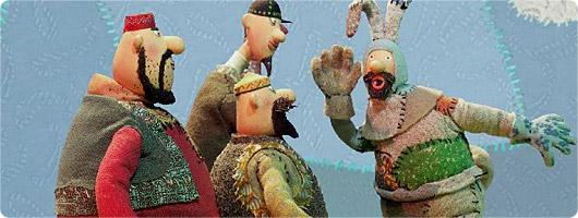 Программа лучших фильмов XIII открытого российского фестиваля анимационного кино «Суздаль-2008»