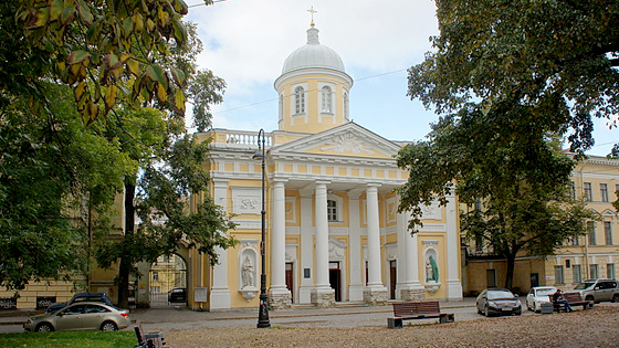 Евангелическо-лютеранская церковь Святой Екатерины