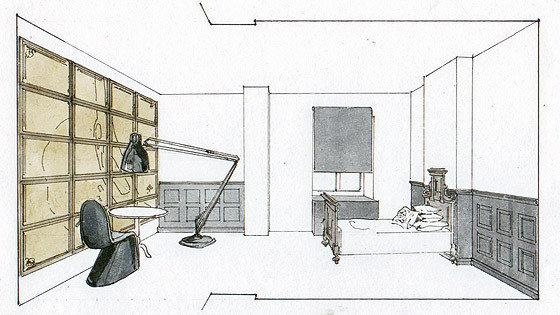 Неделя декора журнала «Мезонин». Проект: Петербургская квартира