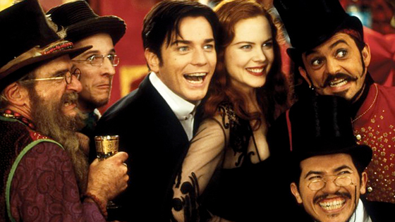 Мулен Руж (Moulin Rouge!)