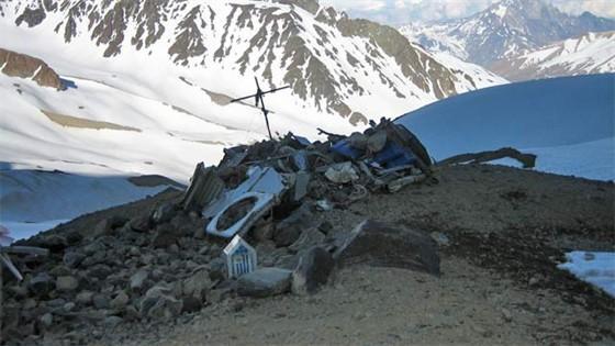 Остаться в живых. Чудо в Андах (I Am Alive: Surviving the Andes Plane Crash)