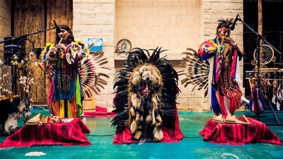 V Международный фестиваль культуры народов Северной Америки «ТипиФест»