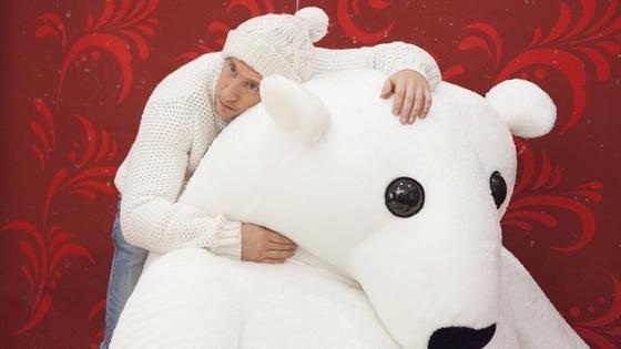 Поможем белым мишкам вместе!