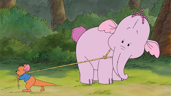 Винни и Слонотоп (Pooh's Heffalump Movie)