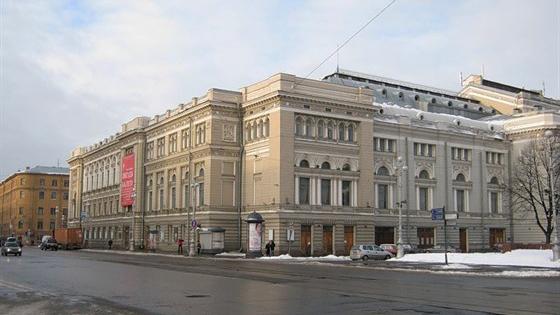 Театр оперы и балета Консерватории