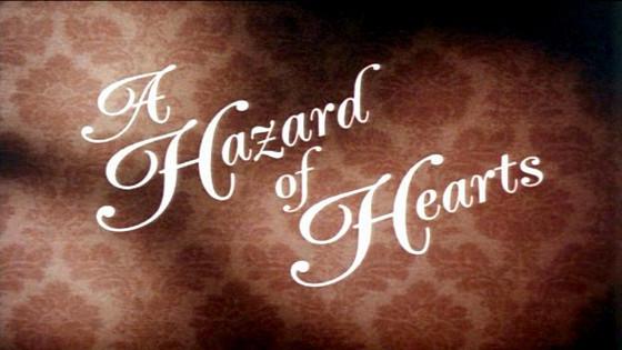 Смятение сердец (A Hazard of Hearts)