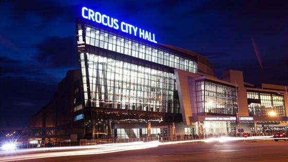 Crocus City Hall