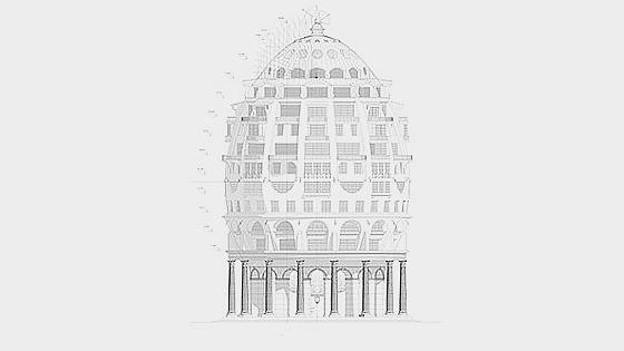 ХВ. Архитектура пасхальных образов