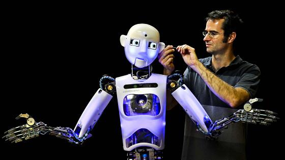 Планета роботов