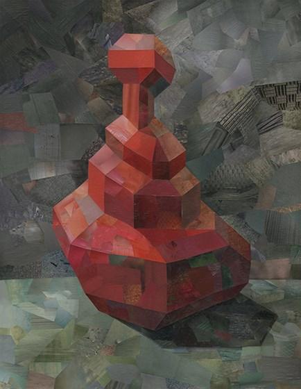 Ольга Орната. Выставка, которая могла бы называться дефрагментация, если бы это название уже не было использовано