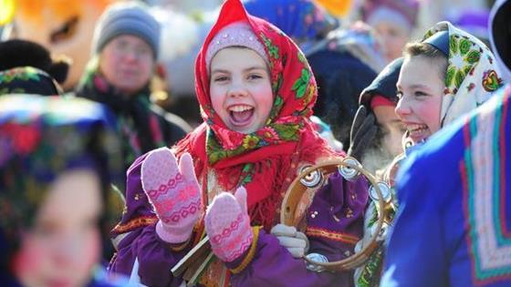 Масленица-карнавал