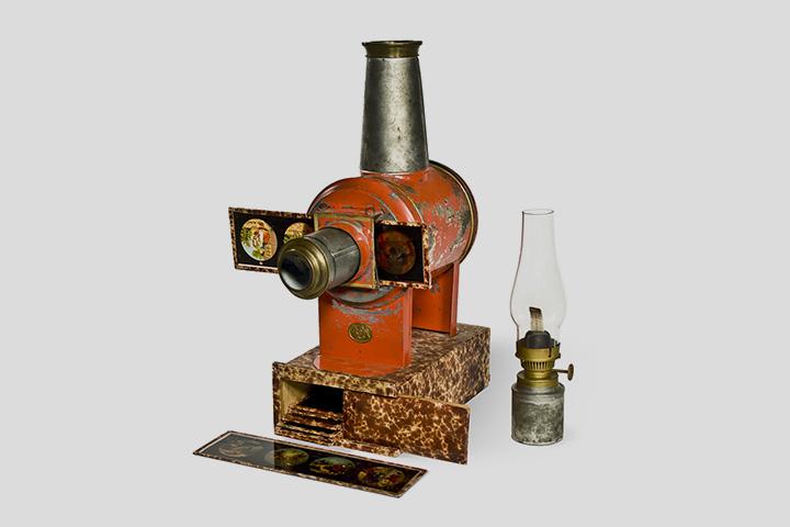 Волшебный фонарь. Германия, 1866–1934 годы. Коллекция Федора Михайлова