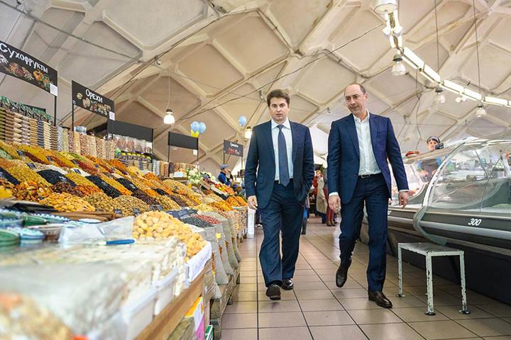 Максим Попов 20 лет отработал в ресторанном бизнесе, прежде чем переключиться на рынки