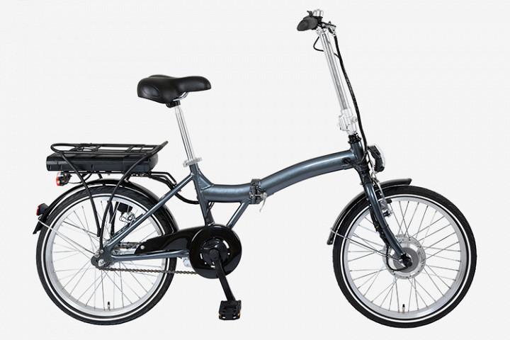Электровелосипед — 24%