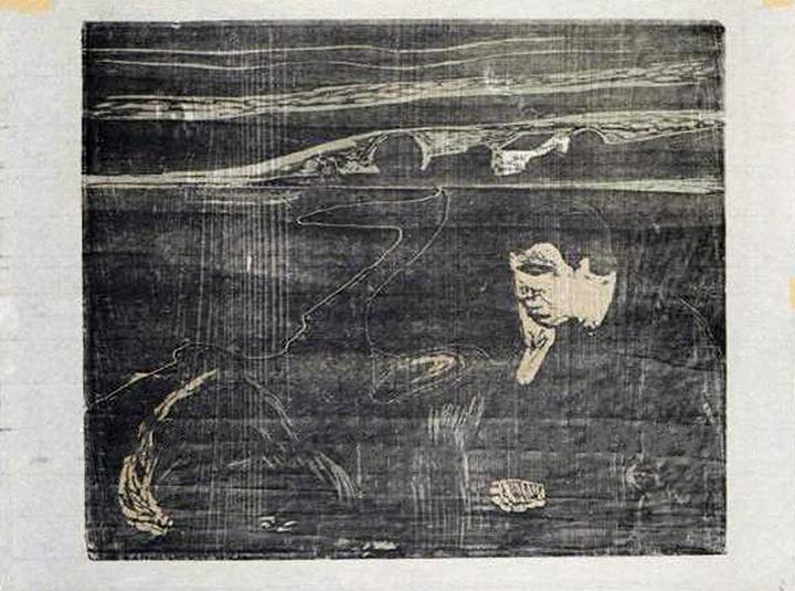 Эдвард Мунк. «Меланхолия 1» — найдена в тайнике Корнелиуса Гурлитта
