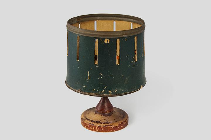 Зоотроп Милтона Бредли. США, 1860-е годы. Коллекция Федора Михайлова