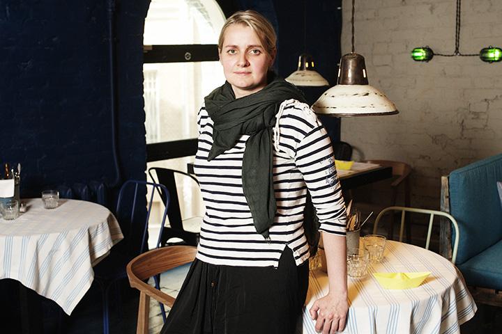 Татьяна Мельникова начинала свою карьеру посудомойщицей в безымянном подмосковном баре