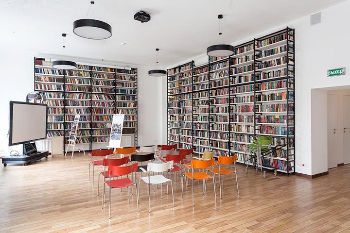Библиотек, готовых принять конференцию в формате TED, пока немного