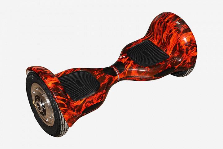 Smart SUV (Avatar) c 10-дюймовыми колесами