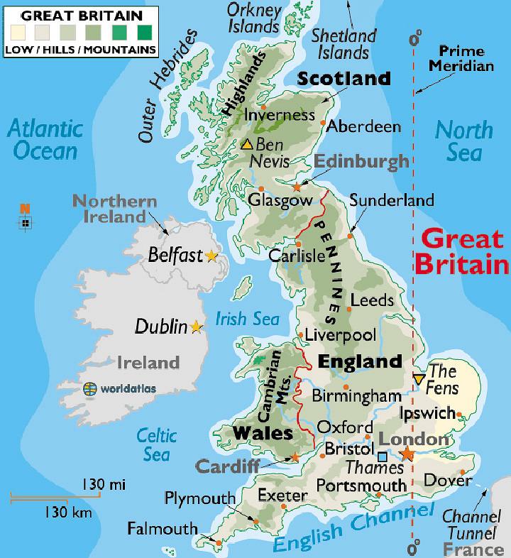 Благословение Британии