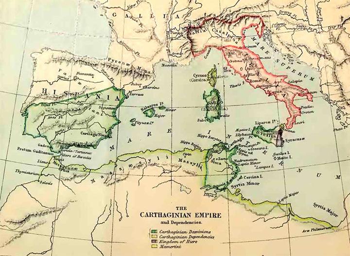 Тунис и вечный Карфаген