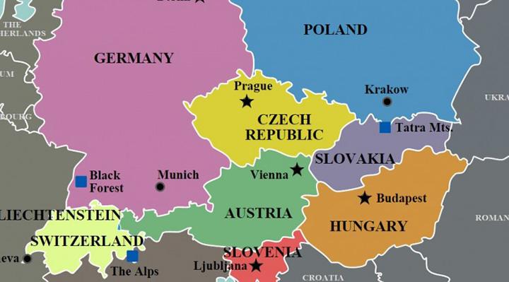 Призрак Центральной Европы