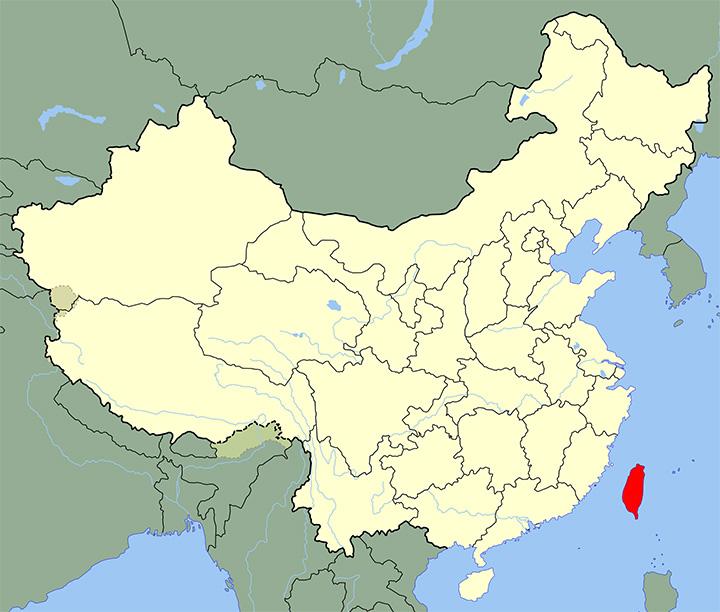 Китай как центр мира