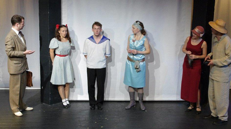 Театр: Мама, папа, сестренка и я, Санкт-Петербург