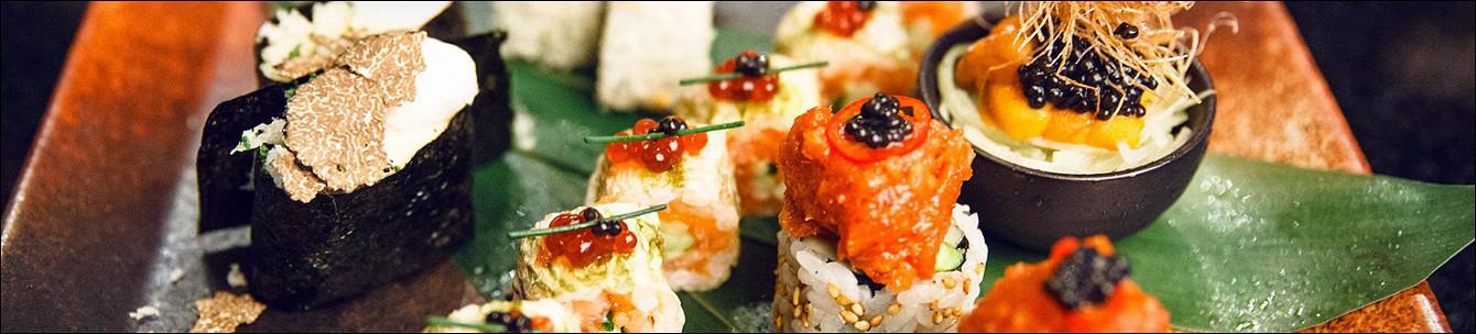 Где есть суши
