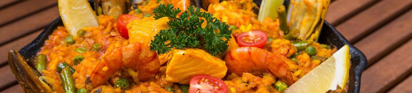 Рестораны с испанской кухней