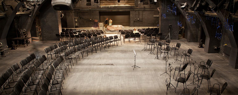 «Сцена на Сретенке»: как выглядит новая театральная площадка города