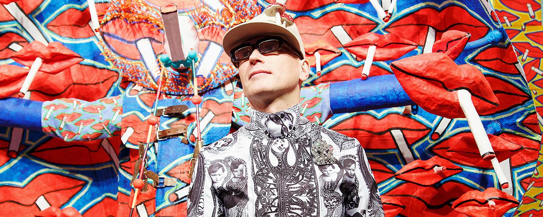 Андрей Бартенев в ММСИ: экскурсия художника по экспозиции