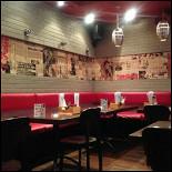"Ресторан Дай суши - фотография 1 - Ресторан ""Дай Суши"", курящий зал"