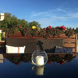 Ресторан Ляби-хауз - фотография 6 - веранда на крыше