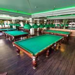 Ресторан Грин-палас - фотография 6 - Бильярдный зал в ресторане Грин Палас