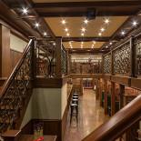 Ресторан Постскриптум - фотография 3 - Банкетный зал