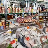 Ресторан La Marée - фотография 4 - Рыбный прилавок