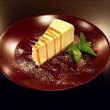Ресторан Duckstar's - фотография 2 - Чизкейк