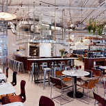 Ресторан Osteria della Piazza Bianca - фотография 2