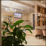 Ресторан Маджесто - фотография 1 - Холл для встречи гостей