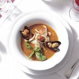 Ресторан Pane & Olio - фотография 5 - Суп из морепродуктов