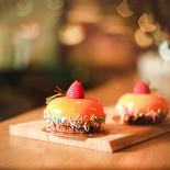 Ресторан Интересный ресторан - фотография 4 - Вкуснейший облепиховый мусс!