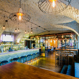 Ресторан Ozz - фотография 2 - Контактный бар с большим выбором коктейлей