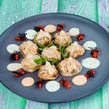 Ресторан Lambic - фотография 4 - Дим-самы с креветками