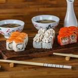 Ресторан Сытый самурай - фотография 4