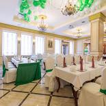Ресторан Постскриптум - фотография 2 - Банкетный зал