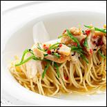 Ресторан Мумий Тролль Music Bar - фотография 4 - Спагетти с трубачом в легком соусе